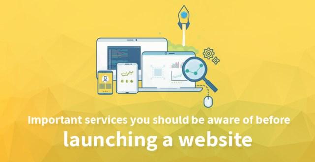 website post launch plan