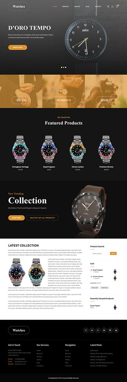 free luxury WordPress theme