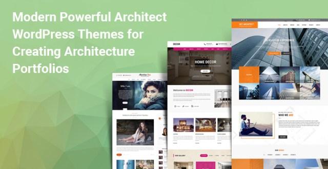 Architect WordPress themes