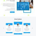 responsive business WordPress theme