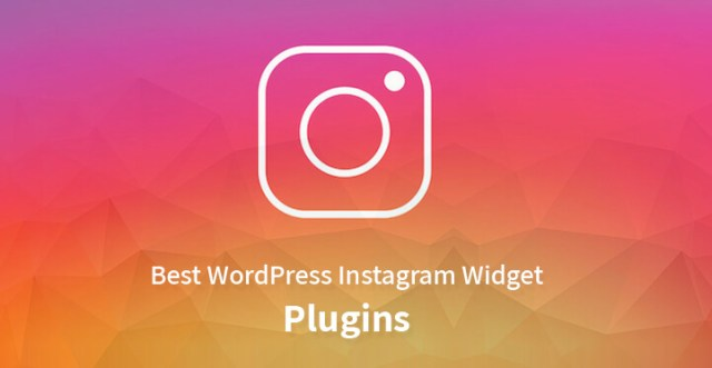 Top 10 Best WordPress Instagram Widget Plugins 2019