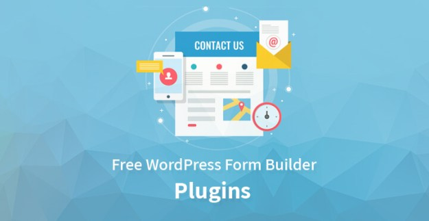 Free WordPress Form Builder Plugins