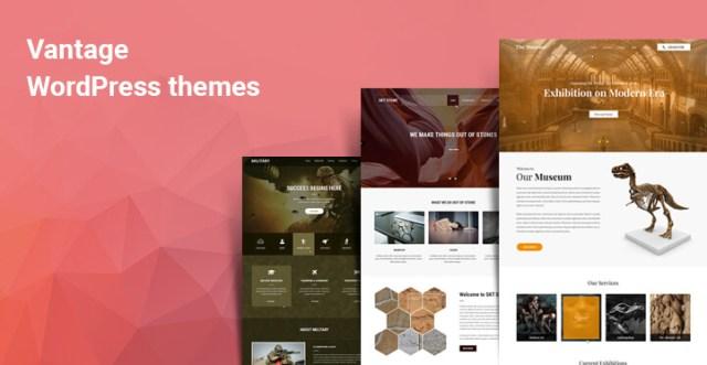 Vantage WordPress themes