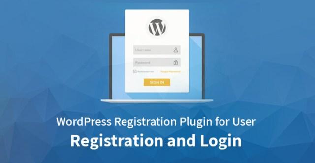 Best WordPress Registration Plugins