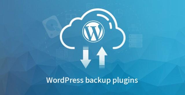 Wordpress Back Up Plugins