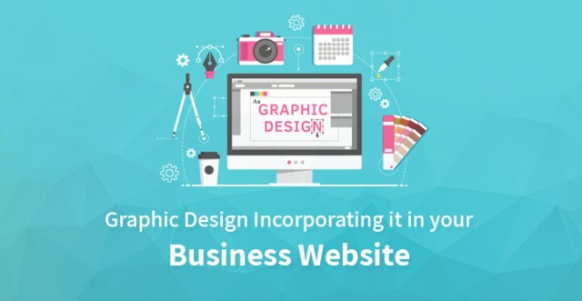 Graphic Design Incorporating it in your Business Website