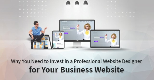Need to Invest in a Professional Website Designer for Your Business Website
