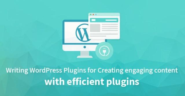 Writing WordPress Plugins