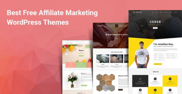 best free affiliate marketing WordPress themes