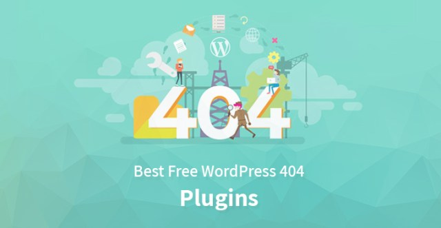 free WordPress 404 plugins