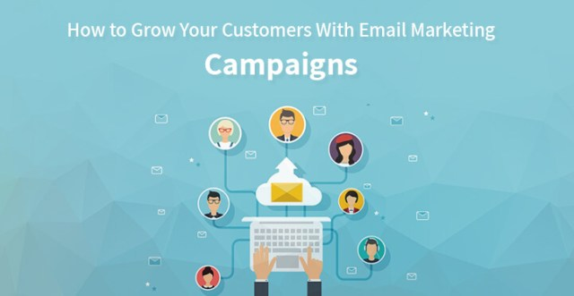 Grow your customers email marketing campaigns