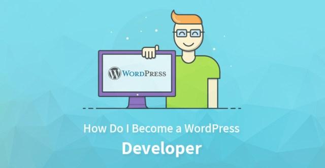 become a WordPress developer