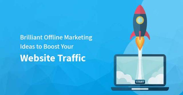 offline marketing ideas