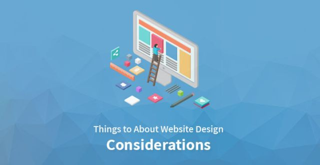Website Design Considerations