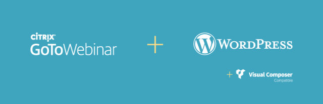 Go to Webinar WordPress