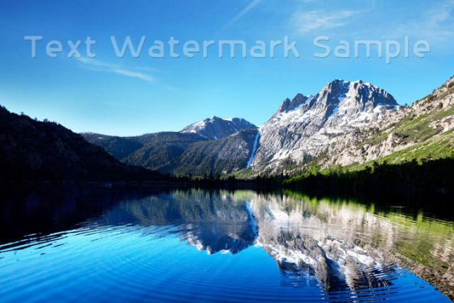 Automatically Watermark Images