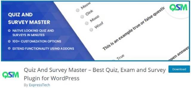 quiz and server master