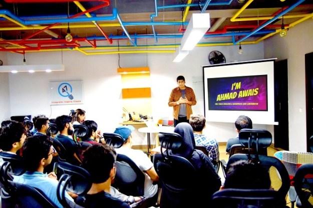 AHMAD AWAIS Speaker