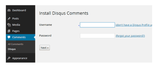 Go And Configure The Settings Of Disqus Comment System