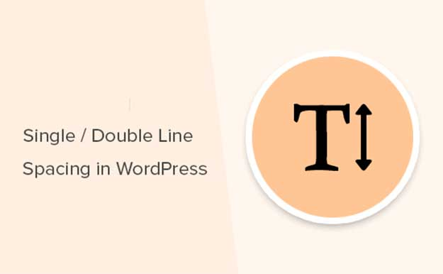 Line Spacing In WordPress
