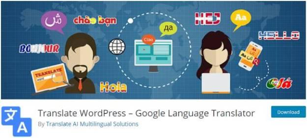 translate WordPress