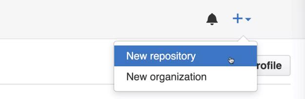 Make a new repository