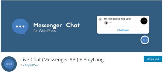 live chat polylang