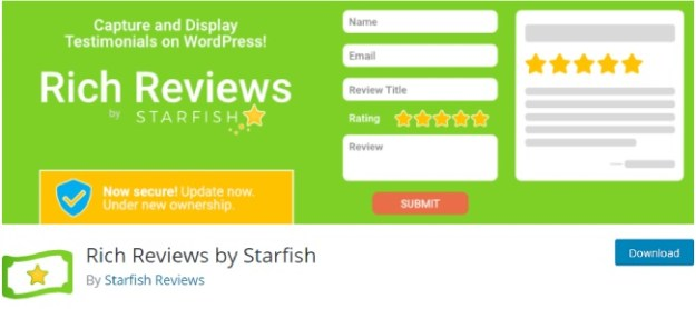 rich reviews by starfish