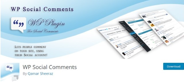 wp social comments