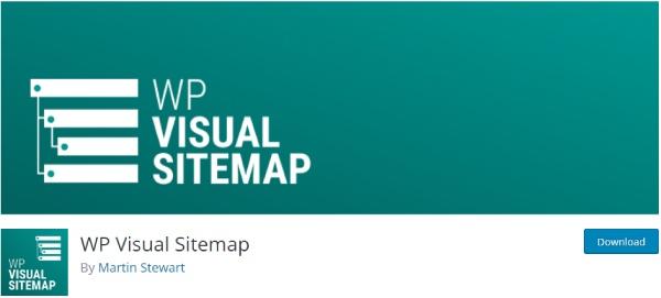 wp visual sitemap