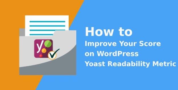 Yoast Readability Metric