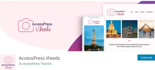 AccessPress iFeeds