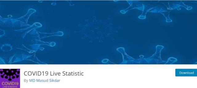 COVID19 Live Statistic
