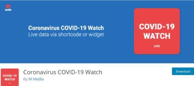 Coronavirus COVID-19 Watch