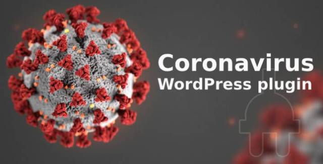 Coronavirus WordPress Plugin