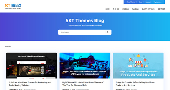skt blog