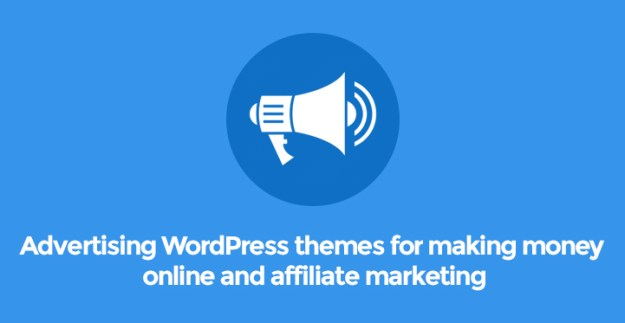 advertising wordpress themes