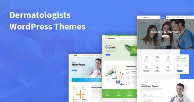dermatologists wordpress themes