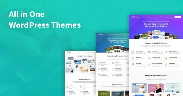 All in One WordPress Themes