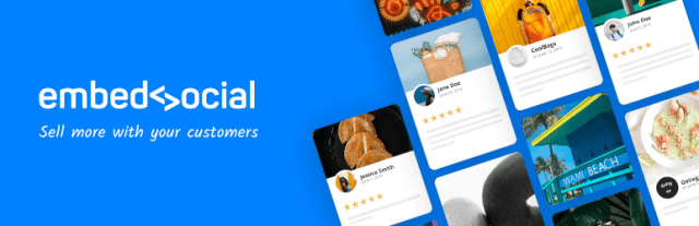 EmbedSocial – Platform for social media tools
