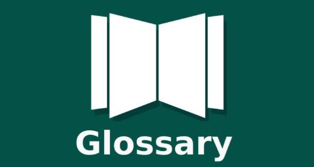 installing a Glossary plugin
