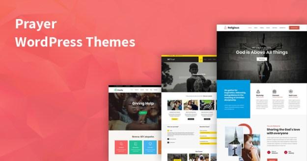 Prayer WordPress Themes
