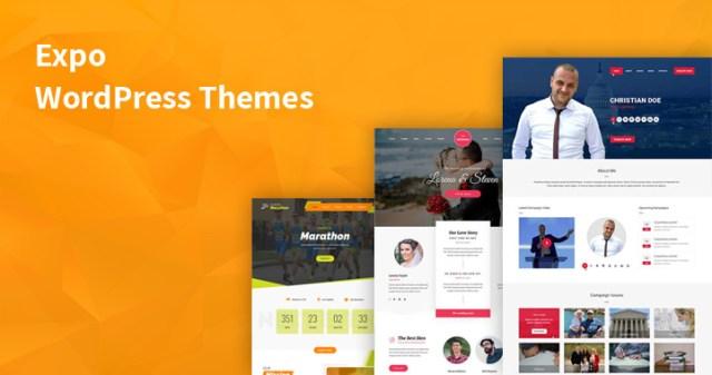 expo WordPress themes