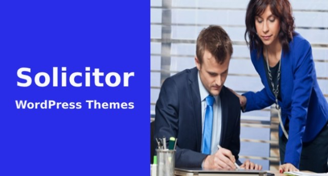 Solicitor WordPress Themes