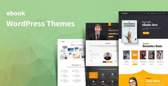 ebook wordpress themes