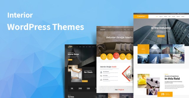 interior WordPress themes