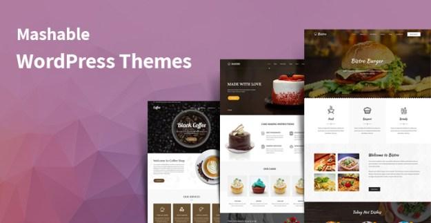 mashable WordPress themes