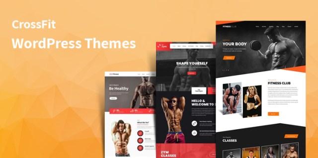 CrossFit WordPress themes