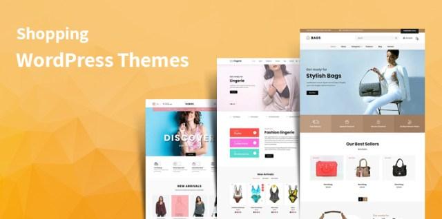 Shopping WordPress Themes