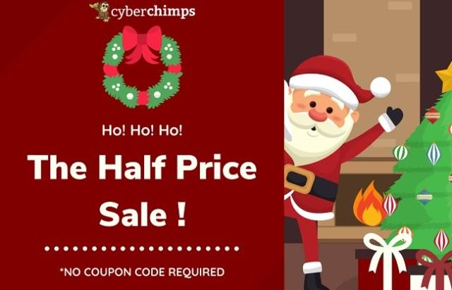 Christmas cyberchimps